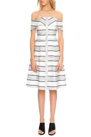 Finders Keepers Begin Again Dress - Front cropped