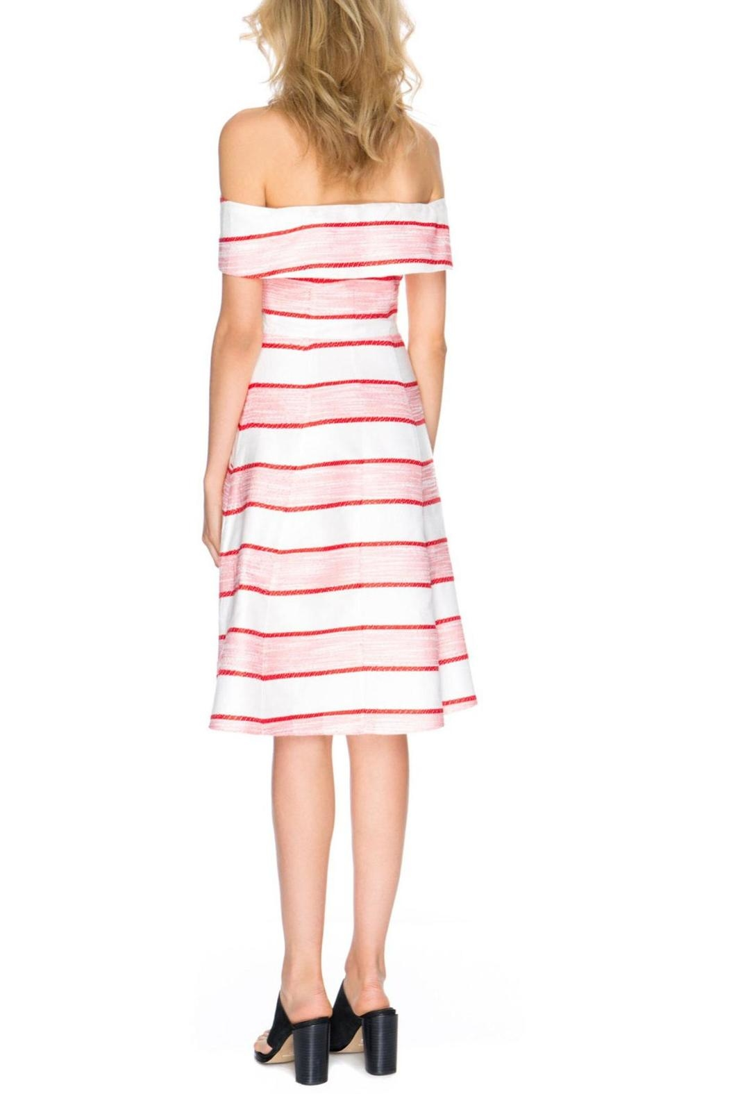 Finders Keepers Begin Again Dress - Front Full Image