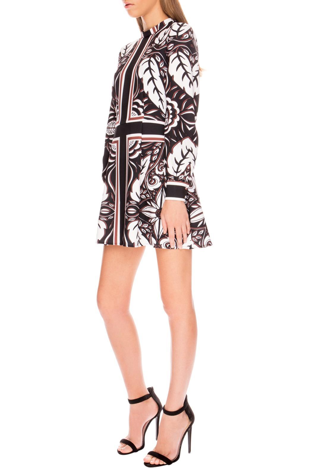 Finders Keepers Marrakech Way Dress - Front Cropped Image
