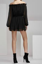 Finders Keepers Mateo Off Shoulder Dress - Front full body