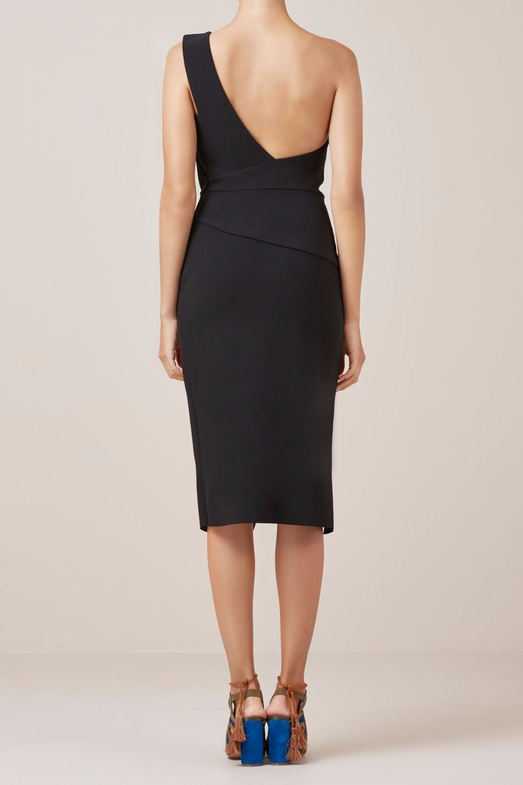 Finders Keepers Oblivion Midi Dress - Front Full Image