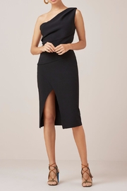 Finders Keepers Oblivion Midi Dress - Front cropped