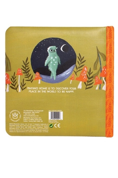 Manhattan Toy Company Finding Home A Little Monster's Tale Board Book - Alternate List Image