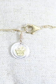 The Birds Nest FINE CROWN BRACELET - Front full body