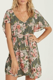 Billabong Fine Flutter Dress - Product Mini Image
