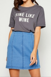 Sadie & Sage Fine Wine Tee - Product Mini Image