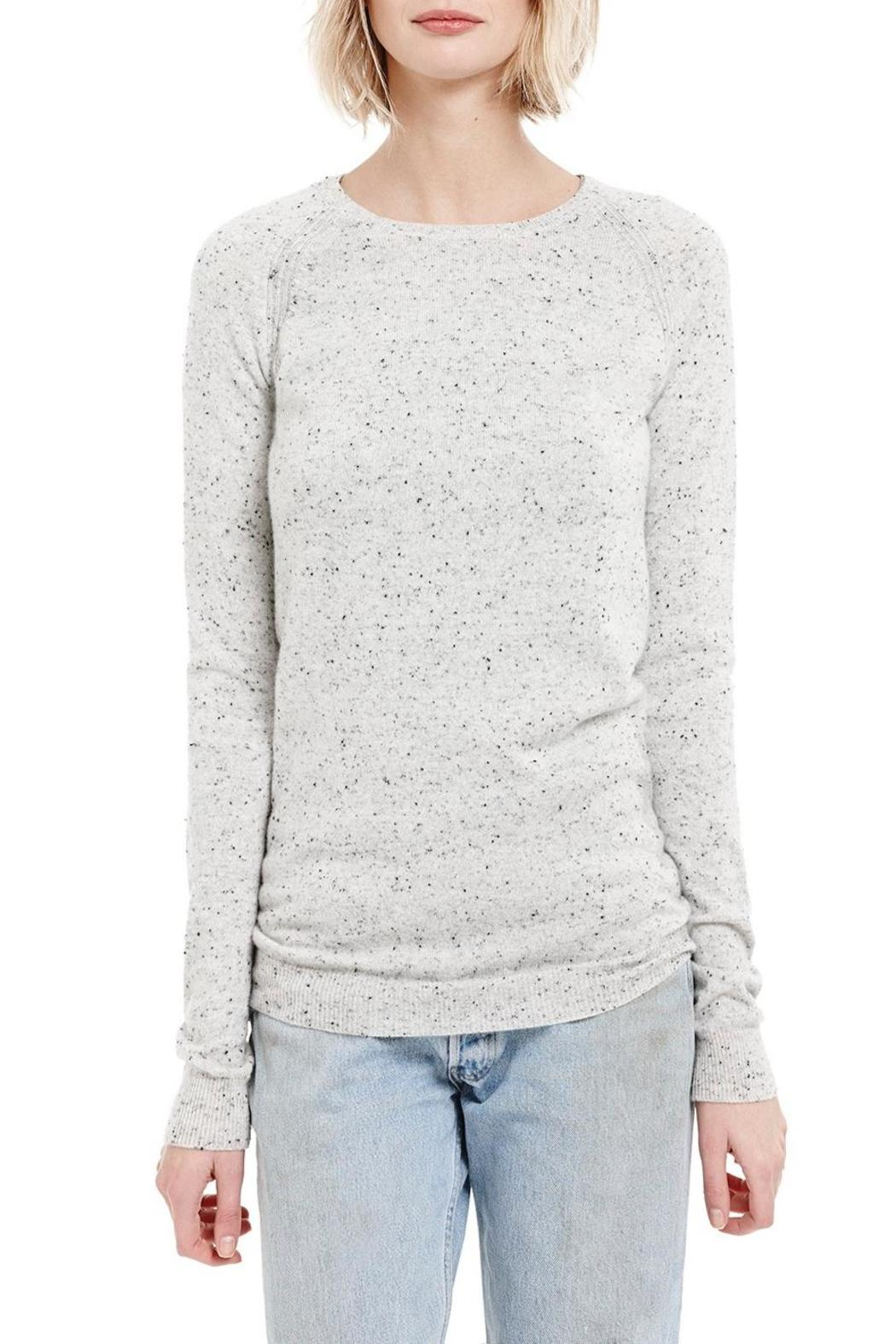Fine Collection Speckled Cashmere Sweater from Iowa City by Sicily ...