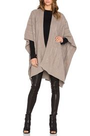 Fine Collection Open Front Cape - Product Mini Image