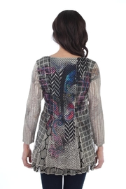 Fine Line Imports Nicole Tunic Top - Side cropped