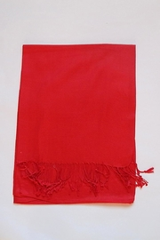 Fine N Funky Christmas Pashmina Scarf - Front cropped