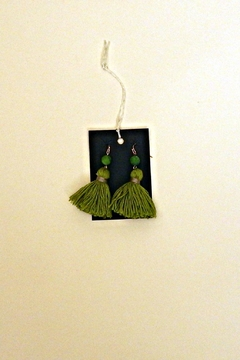 Fine N Funky Fringe Earrings - Product List Image