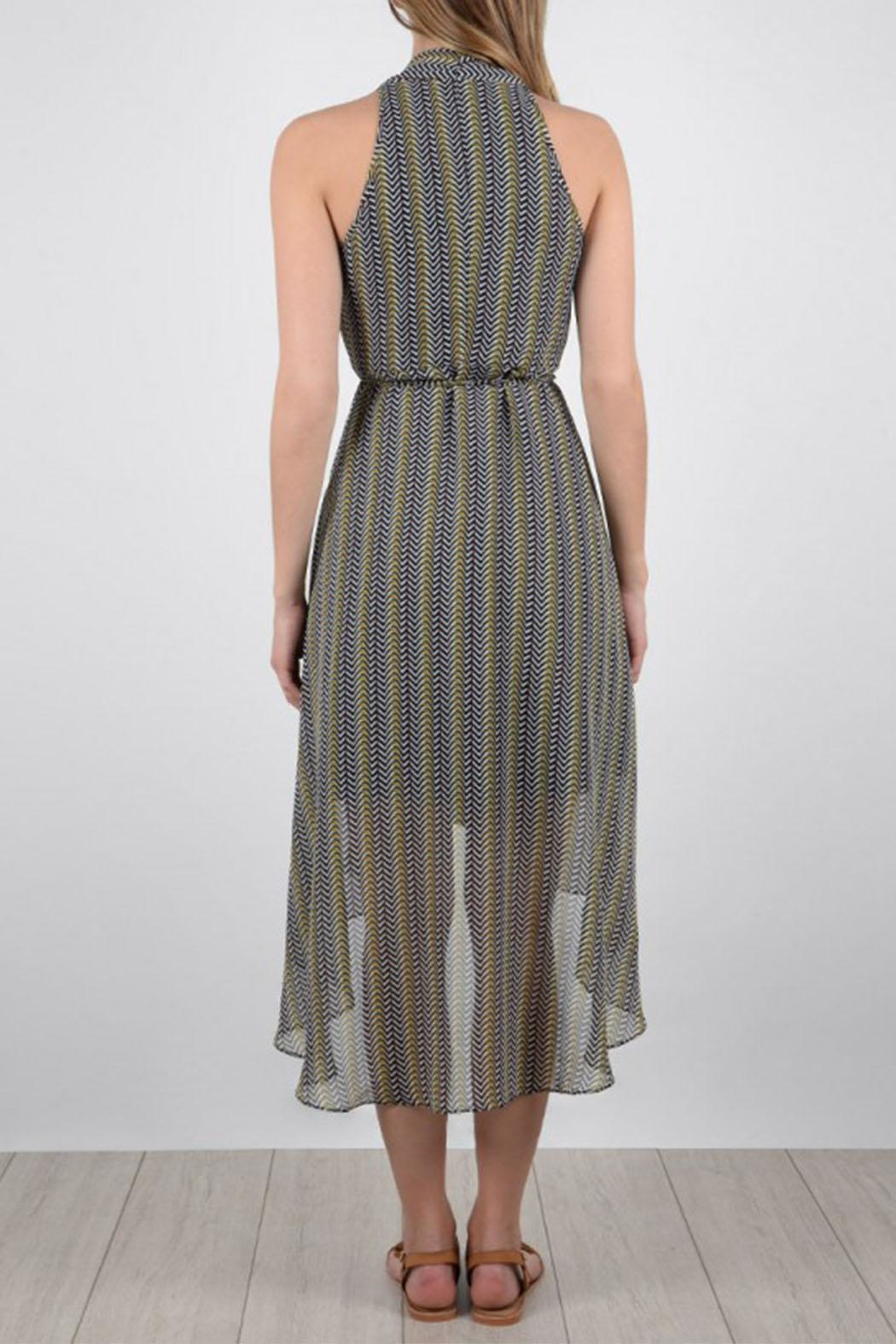 Molly Bracken Finesse Dress - Back Cropped Image