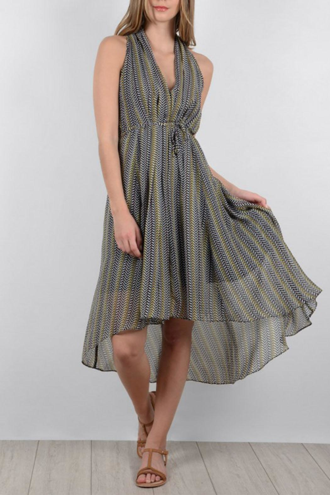 Molly Bracken Finesse Dress - Front Full Image