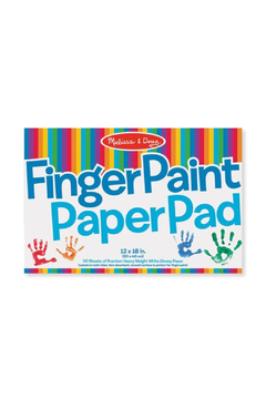 Melissa and Doug Finger Paint Paper Pad - Product List Image