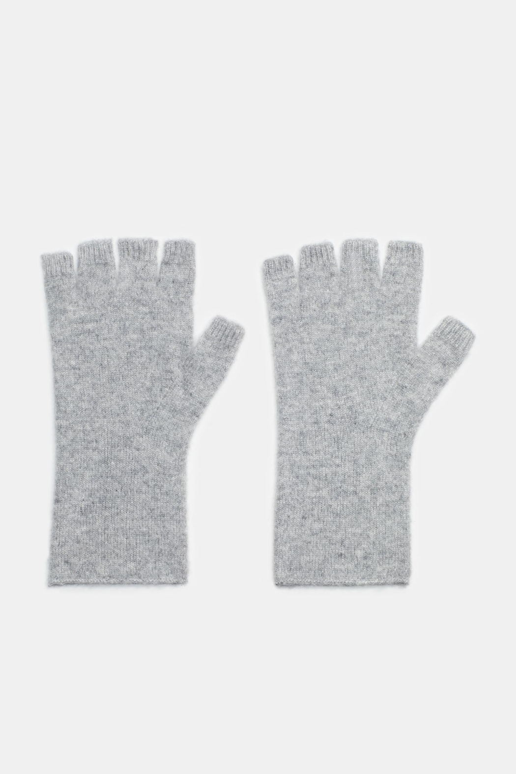 Vince Fingerless Gloves - Front Cropped Image