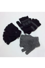 Spirit and Soul Fingerless Mitten Gloves - Product Mini Image