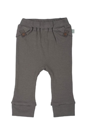FiNN+EMMA Origami Pewter Pants - Product Mini Image