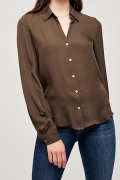 L'Agence Fiona Blouse - Product List Image