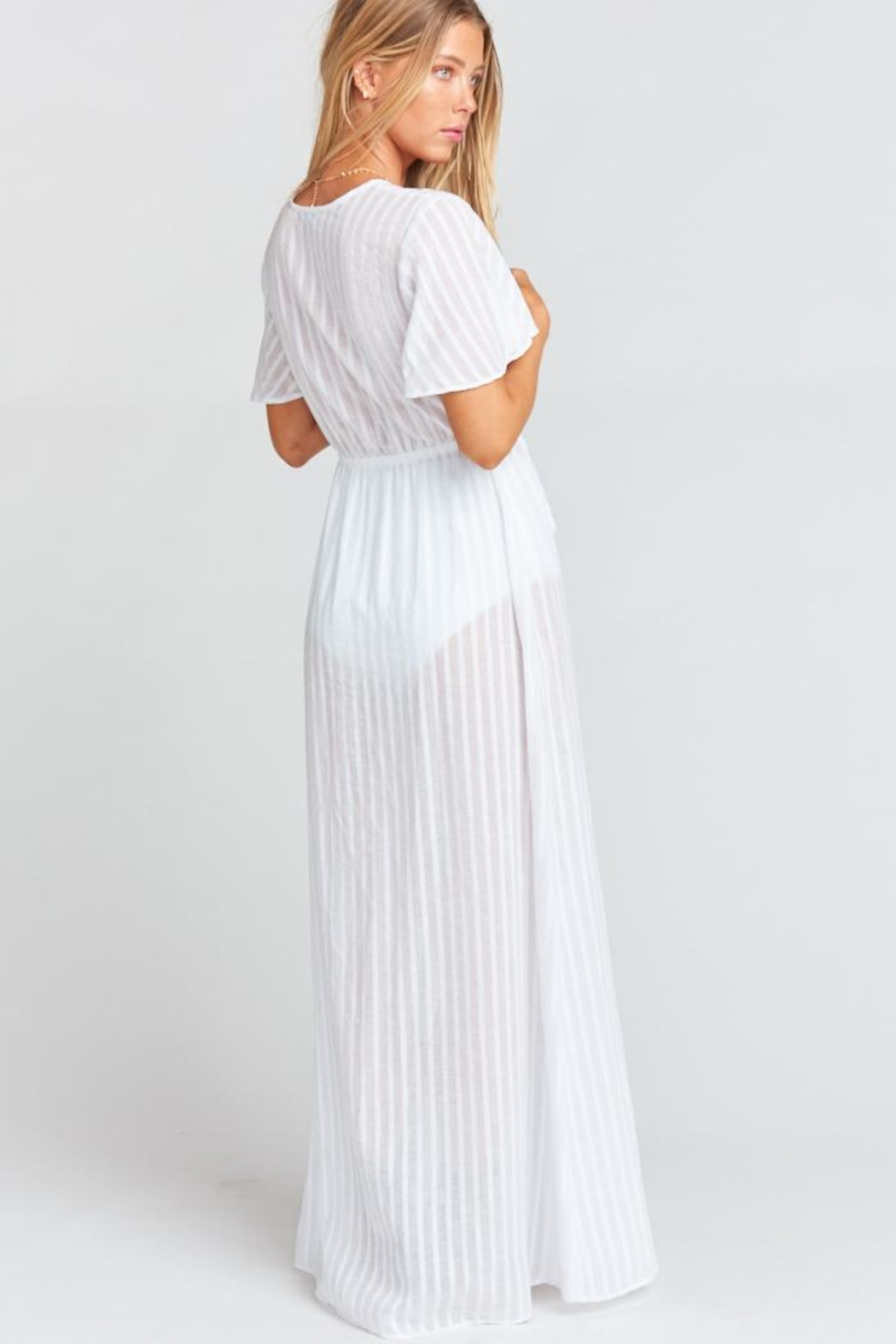 Show Me Your Mumu Fiona Maxi Dress - Front Full Image