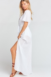 Show Me Your Mumu Fiona Maxi Dress - Front cropped