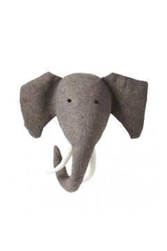 Shoptiques Product: Large Elephant Head