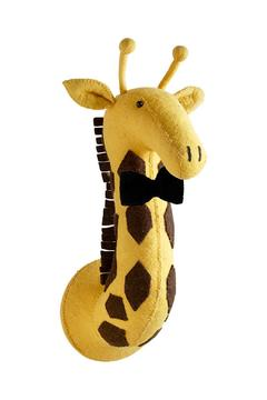 Shoptiques Product: Mr. Giraffe Animal Head