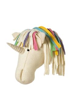 Shoptiques Product: Rainbow Unicorn Head