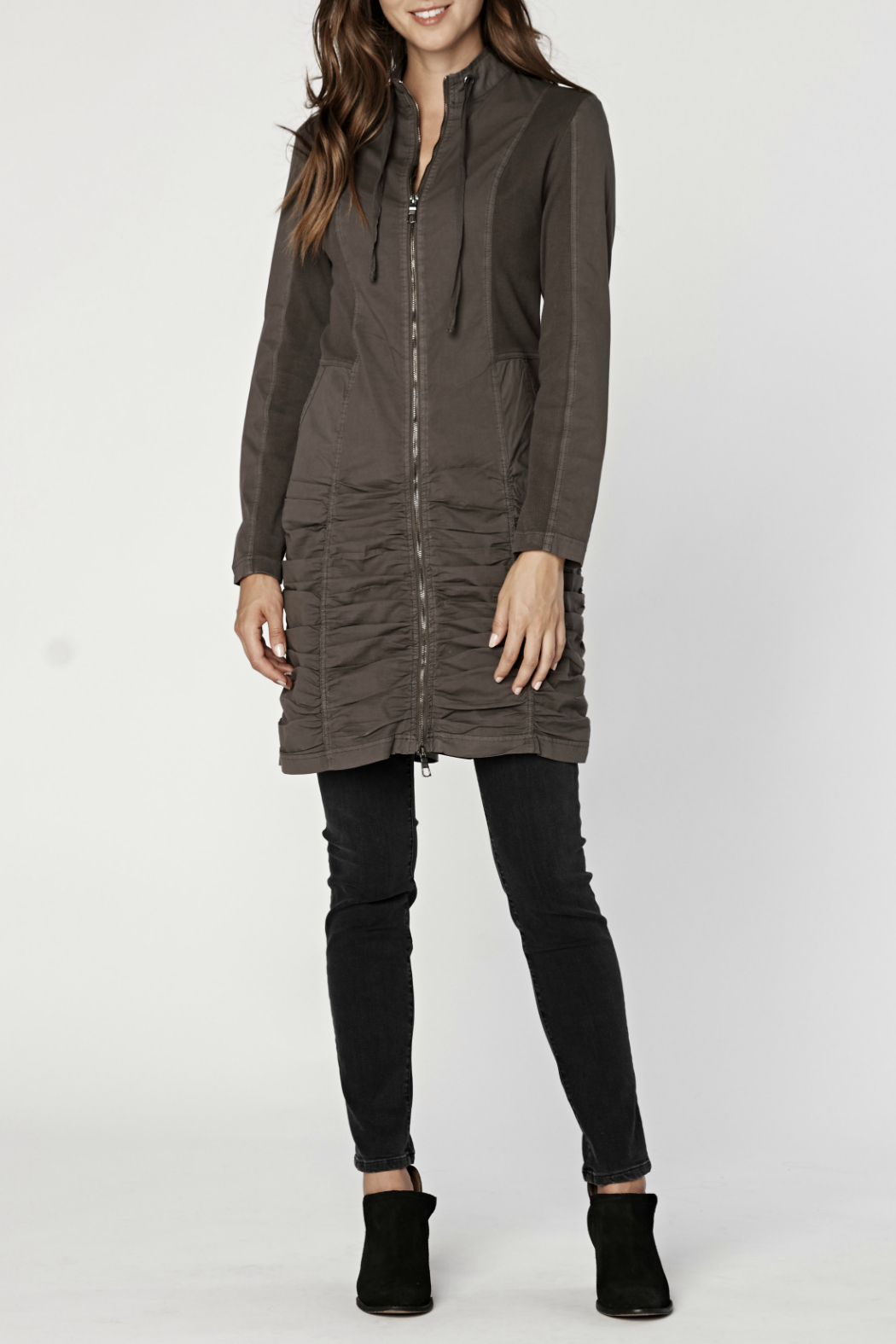 XCVI Fiore Long Jacket/Dress - Main Image