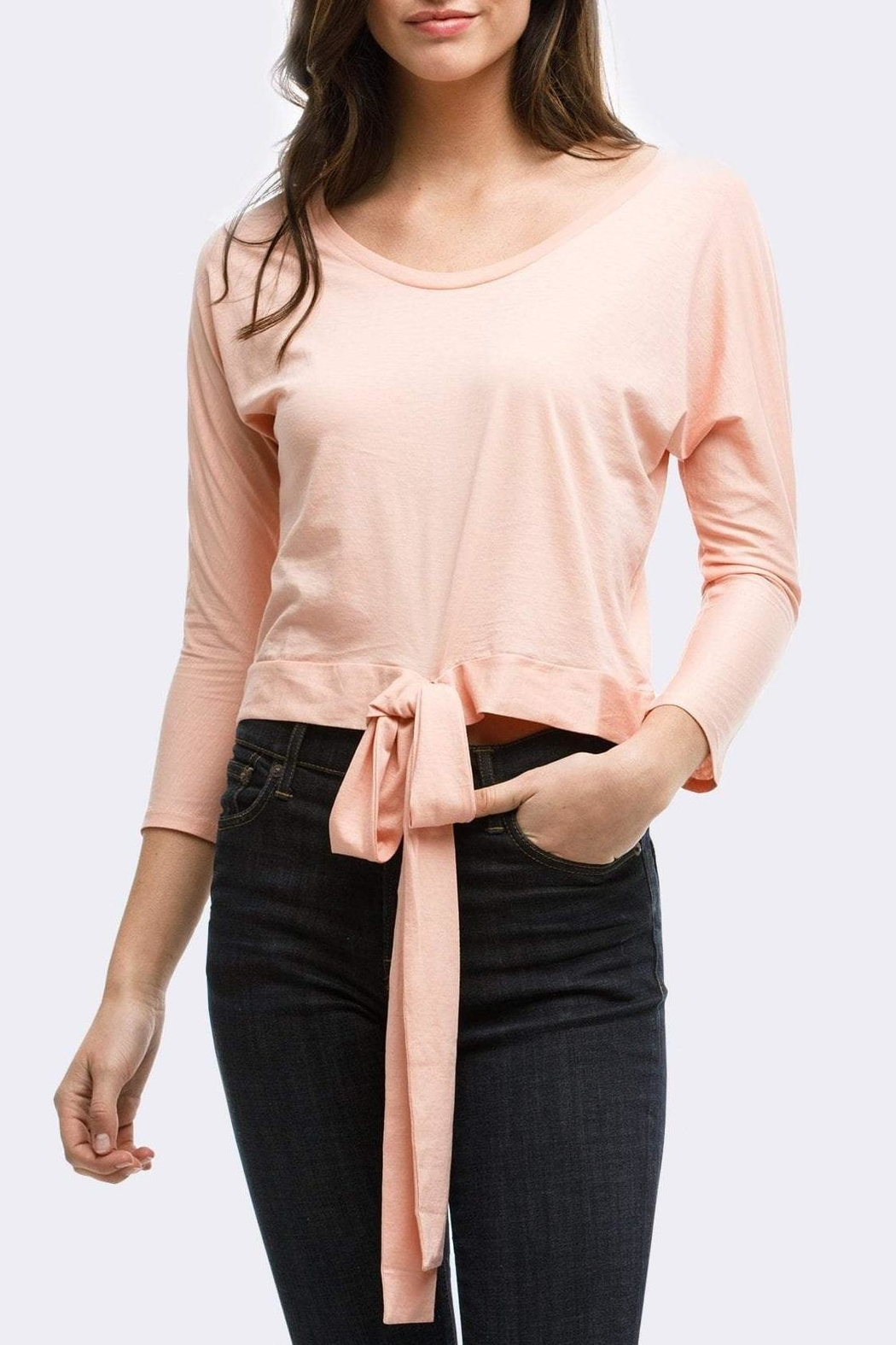 Able Fiorella Blouse - Front Cropped Image