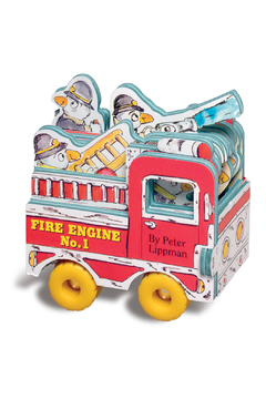 Workman Publishing Fire Engine No. 1 - Product List Image
