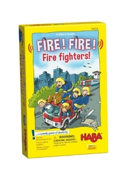 HABA USA Fire, Fire, Firefighters! - Front cropped