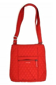 Vera Bradley Fire Red Hipster - Product Mini Image