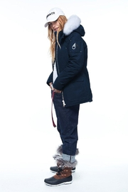 Moose Knuckles  Fire River Jacket - Front full body