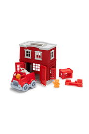 Green Toys Fire Station Playset - Product Mini Image