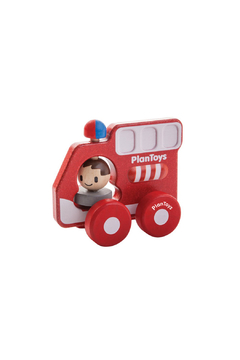 Plan Toys Fire Truck - Alternate List Image