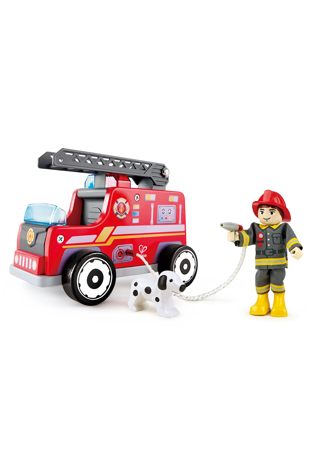 Hape  Fire Truck - Front Cropped Image