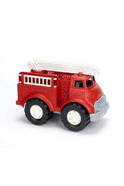 Green Toys Fire Truck Red - Front full body