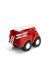 Green Toys Fire Truck Red - Side cropped