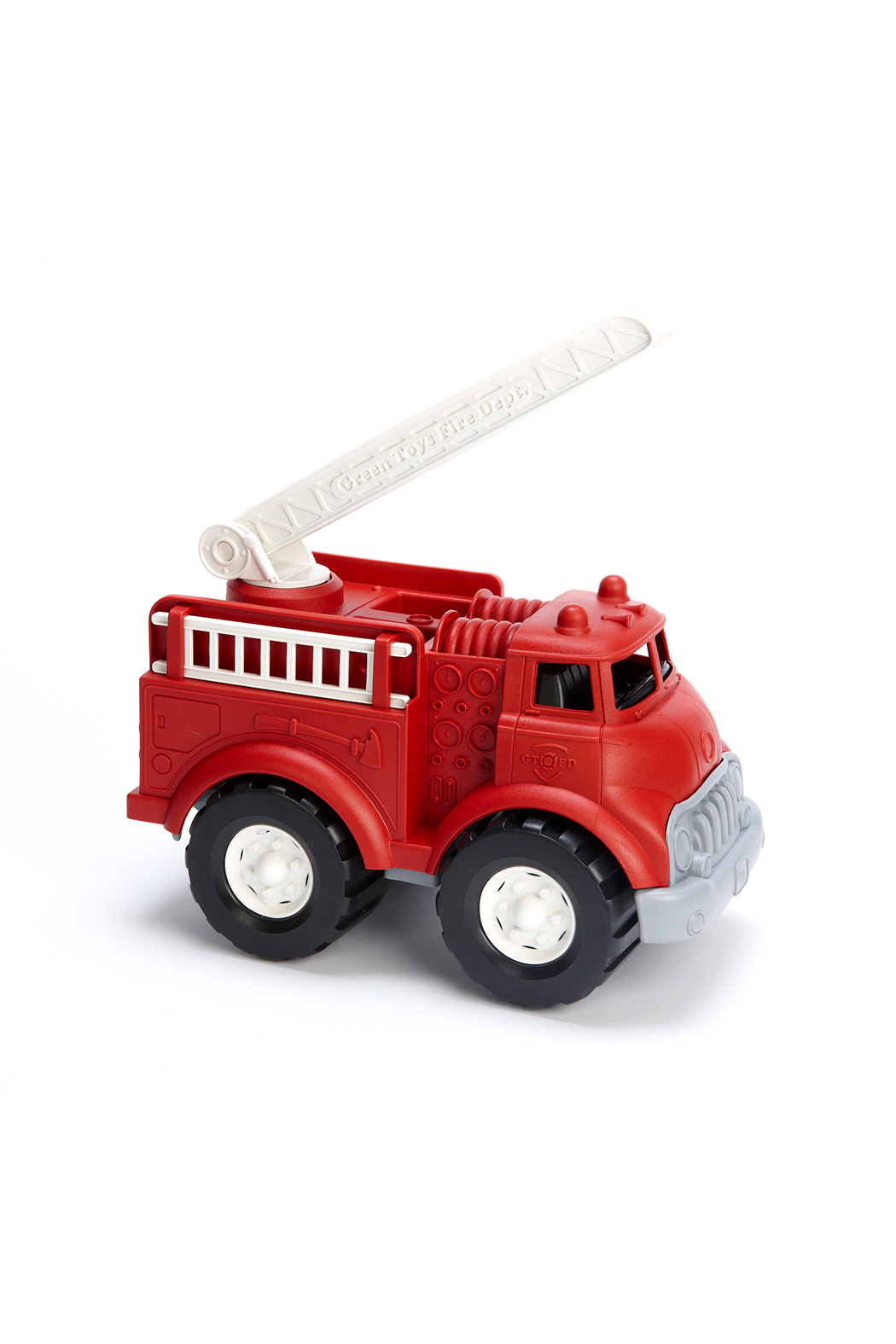 Green Toys Fire Truck Red - Main Image