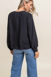Lush Clothing  FIRE UP BLOUSE - Side cropped