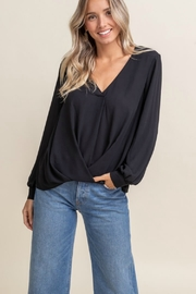 Lush Clothing  FIRE UP BLOUSE - Product Mini Image
