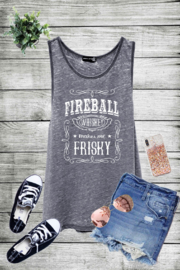 Caramelo Trend Fireball - Front cropped