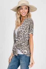 Trend Shop  Fired Up Kimono - Front full body