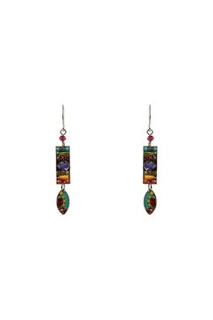 Shoptiques Product: Firefly Drop Earrings