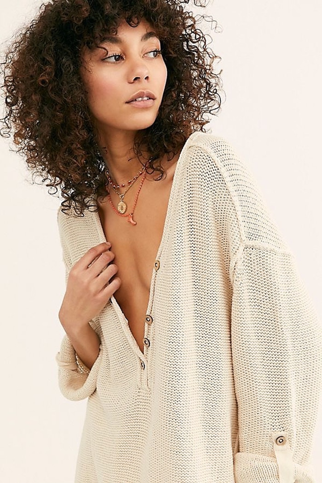 Free People Firefly Tunic - Side Cropped Image