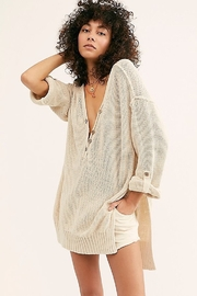Free People Firefly Tunic - Front cropped