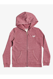 Roxy First Began Zip Up Hoodie - Front cropped