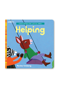 Eeboo First Books For Little Ones: Helping - Alternate List Image