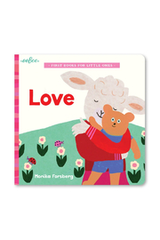 Eeboo First Books For Little Ones: Love - Product Mini Image