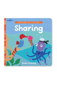 Eeboo First Books For Little Ones: Sharing - Alternate List Image